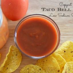 Copycat Taco Bell Sauce