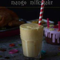 Coraline: Mango Milkshake