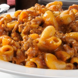 Core Whole Wheat Chili Mac (6 Points)