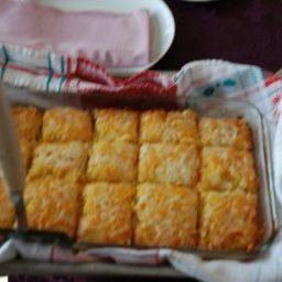 Corn Bread Casserole