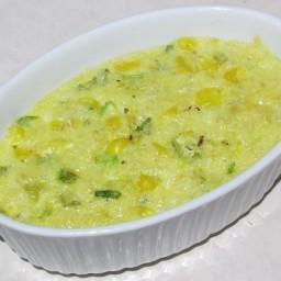 Corn-Chile Custard