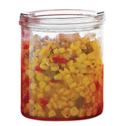 Corn Relish with Roasted Peppers