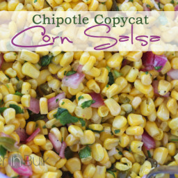 Corn Salsa - Chipotle Copycat Recipe