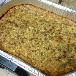 Cornbread Dressing by LMB