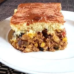 Cornbread Mexican Casserole