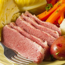 Corned Beef (from scratch)