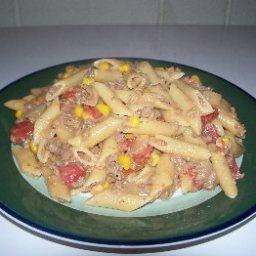 Corned Pasta