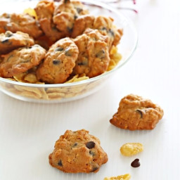 Cornflake Chocolate Chip Cookies
