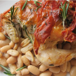 cornish-game-hens-with-prosciutto-and-rosemary-with-white-beans-recipe-2678136.jpg