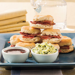 Country Ham & Biscuits (Breakfast, Bread, other meat)
