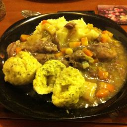 Country Lamb Stew