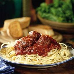 Country-Style Spaghetti