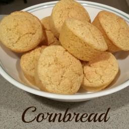 Country Vegan Cornbread