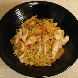 Couscous with Chicken Recipe