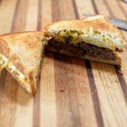 Cowboy Breakfast Sandwiches