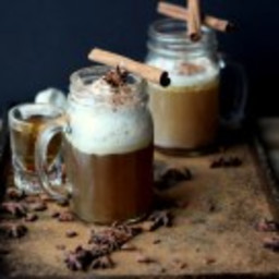 Cozy Hot Buttered Rum