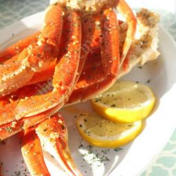 Crab Legs Recipe