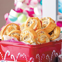Crab 'n' Cheese Spirals Recipe