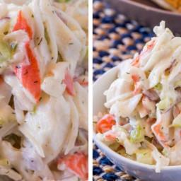 Crab Salad (Seafood Salad)