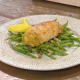 Crabmeat-Stuffed Flounder Roulades