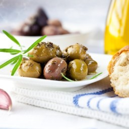 Olives recipes