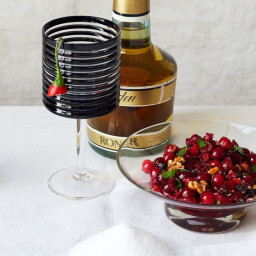 Cranberry and Walnut Relish