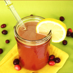 Cranberry Apple Detox Juice