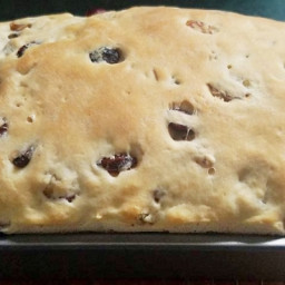 Cranberry Raisin Bread