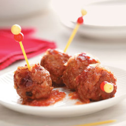 Cranberry Sauerkraut Meatballs Recipe