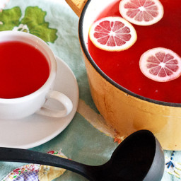 Cranberry Tea Recipe
