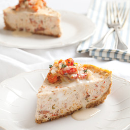 Crawfish Cheesecake