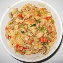 Crawfish Etoufee