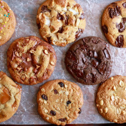 Crazy Cookie Dough: One Cookie Recipe with Endless Flavor Variations!