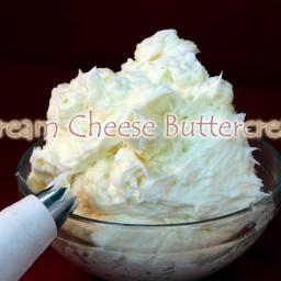 Cream Cheese Buttercream Recipe