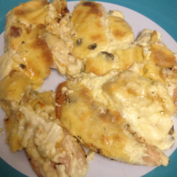 Cream Cheese Chicken (Oven)
