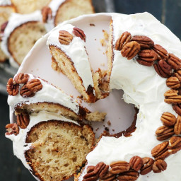Cream Cheese-Filled Coffee Cake