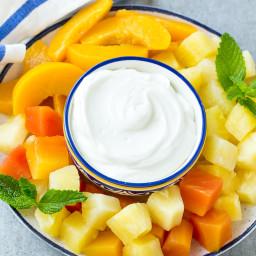 Cream Cheese Fruit Dip