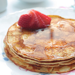 Cream Cheese Pancakes