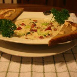 Cream of Ruben Soup