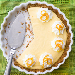 Creamsicle Pie