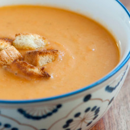 Creamy Any Vegetable Soup