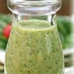Creamy Avocado Citrus Dressing