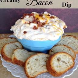 Creamy Bacon Dip recipe