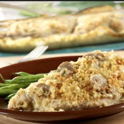 Creamy Baked Chicken Breast Casserole
