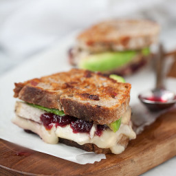 Creamy Brie (Brown Bread)