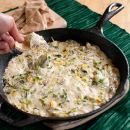 Creamy Brussels Sprout Dip