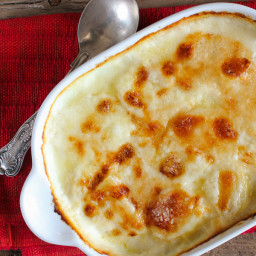 Creamy Cheesy Scalloped Potatoes