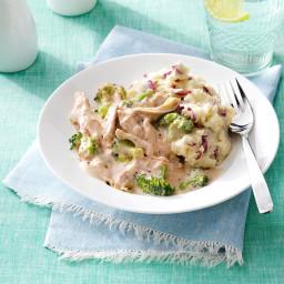 Creamy Chicken and Broccoli Stew Recipe