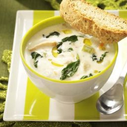 Creamy Chicken Gnocchi Soup Recipe