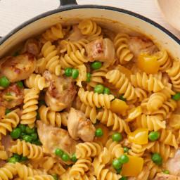 Creamy Chicken One-Pot Pasta